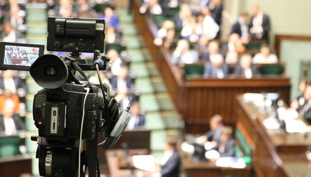 Sejm /Archiwum RMF FM