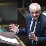 Sejmowa komisja regulaminowa podjęła decyzję ws. Stefana Niesiołowskiego