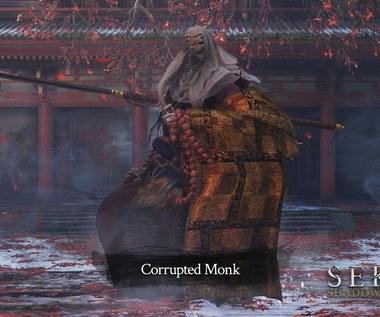 Sekiro: Shadows Die Twice - zdeprawowana mniszka w nowym materiale wideo