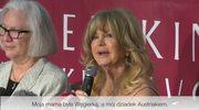 Sekret młodzieńczego wyglądu Goldie Hawn