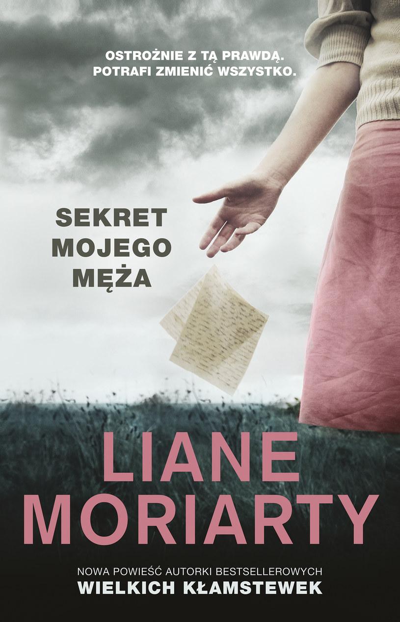 Sekret mojego męża, Liane Moriarty /INTERIA.PL/materiały prasowe