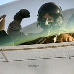 Sekret pilota? Złoty refleks i żelazny żołądek