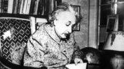 Sekret szczęścia według Alberta Einsteina sprzedany za 1,3 mln dolarów