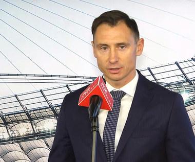 Sekretarz generalny PZPN: Najważniejsze mecze reprezentacji zagramy w Warszawie, towarzyskie w innych miastach. Wideo