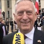 Sekretarz obrony USA: Podoba mi się Polska