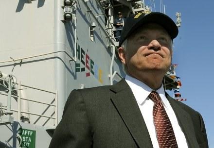 Sekretarz obrony USA Robert Gates /AFP