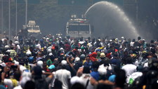Sekretarz stanu USA nie wyklucza interwencji zbrojnej w Wenezueli