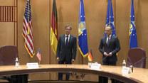 Sekretarz stanu USA spotkał się z niemieckim ministrem spraw zagranicznych