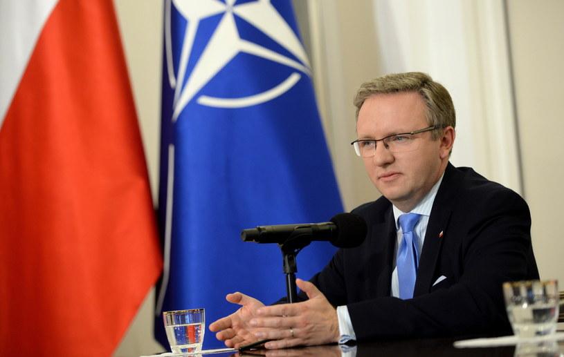 Sekretarz stanu w Kancelarii Prezydenta Krzysztof Szczerski /Jacek Turczyk /PAP