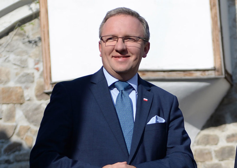 Sekretarz Stanu w Kancelarii Prezydenta RP Krzysztof Szczerski /Jacek Turczyk /PAP
