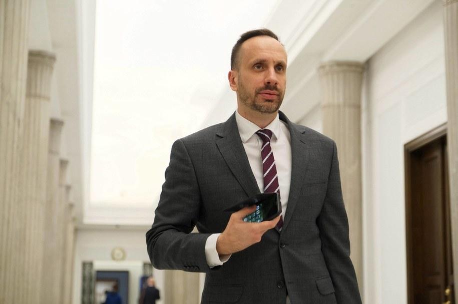 Sekretarz stanu w Ministerstwie Aktywów Państwowych Janusz Kowalski /Mateusz Marek /PAP