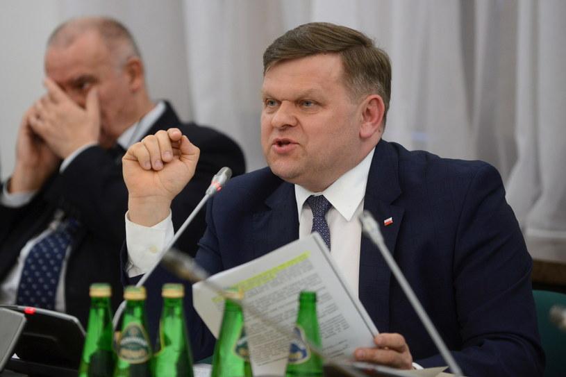 Sekretarz stanu w MON Wojciech Skurkiewicz / Jakub Kamiński    /PAP