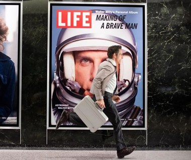 """""""Sekretne życie Waltera Mitty"""""""