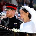 Sekretnej ceremonii nie było. Ślub księcia Harry'ego i Meghan był tylko jeden