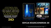 """Sekrety produkcji filmu """"Gwiezdne wojny: Przebudzenie Mocy"""" na Blu-ray 3D"""