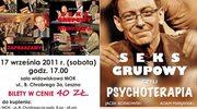 Seks grupowy, czyli psychoterapia w Lesznie