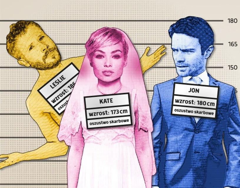 """""""Seks, miłość i podatki""""w Teatrze Komedia /materiały prasowe"""