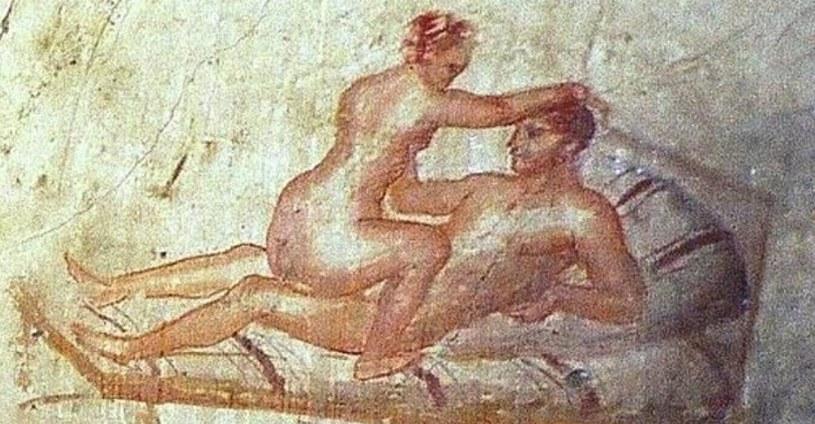 Seks w starożytnym Rzymie nie był tematem tabu /domena publiczna