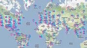 Seksmapa, czyli stosunki międzynarodowe w sieci