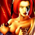 Seksowna wampirzyca powraca