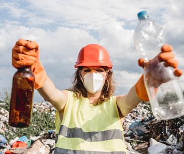 """Sektor gospodarki odpadami: """"To jest wstyd na całą Europę"""""""