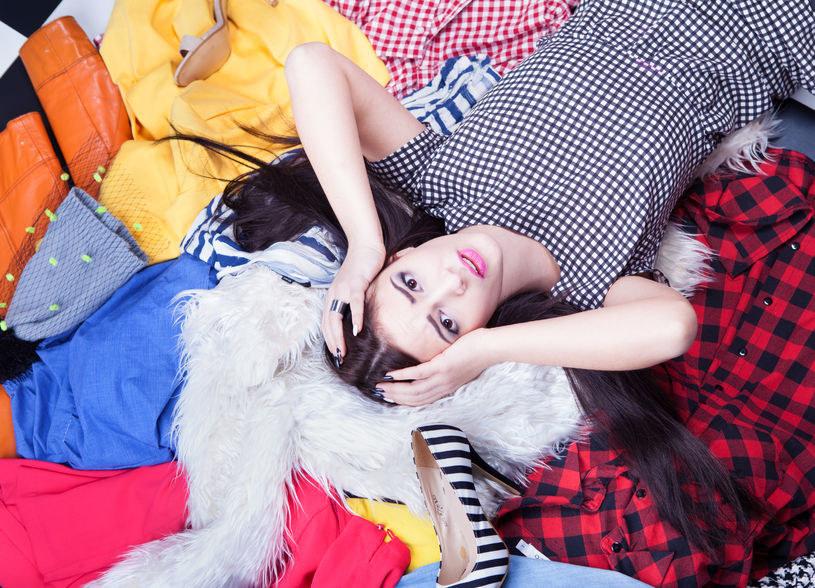 Selekcja ubrań /©123RF/PICSEL