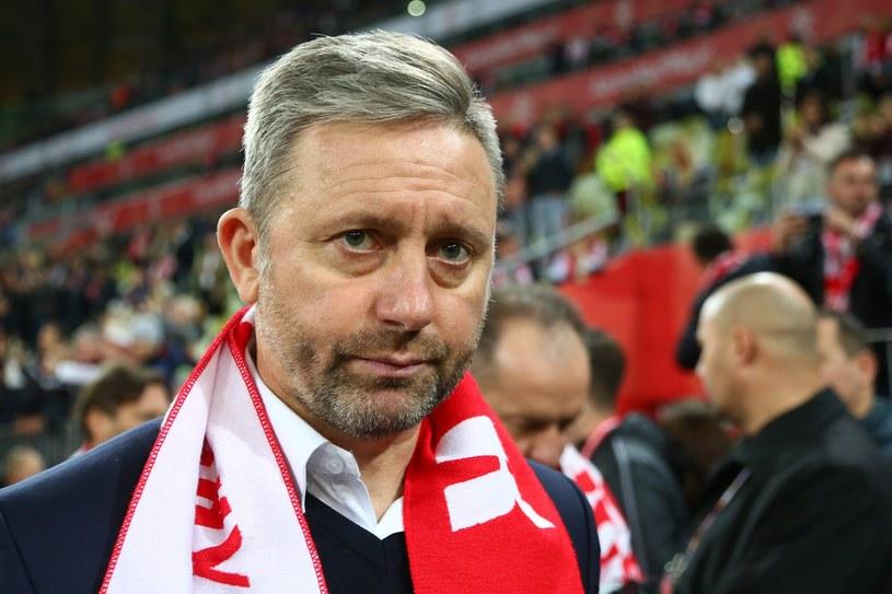 Selekcjoner Jerzy Brzęczek /Piotr Matusewicz /East News