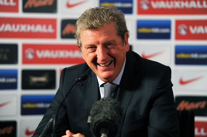Selekcjoner reprezentacji Anglii Roy Hodgson /AFP