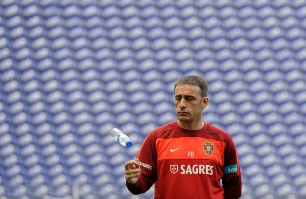 Selekcjoner reprezentacji Portugalii, Paulo Bento /AFP