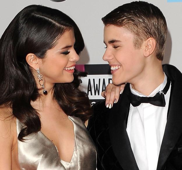 Selena Gomez i Justin Bieber. Przeznaczenie? (fot. Jason Merritt) /Getty Images/Flash Press Media