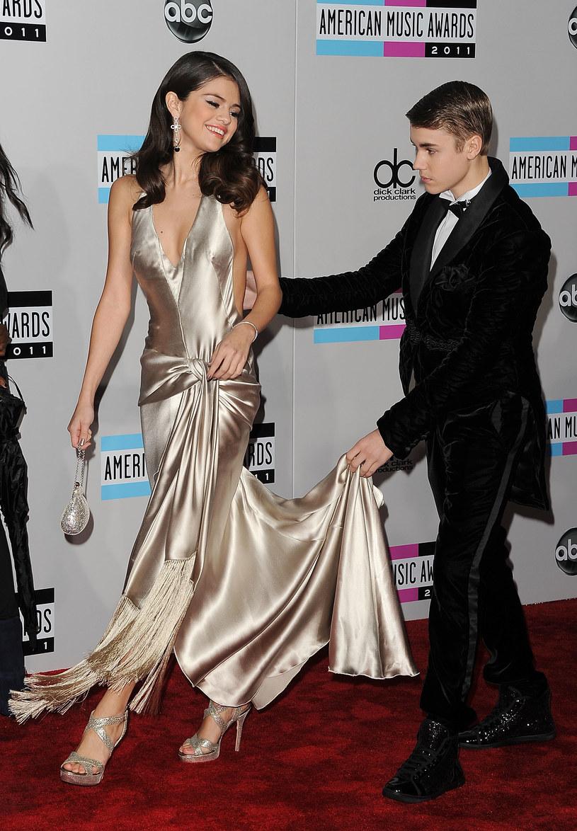 Selena Gomez i Justin Bieber /Jason Merritt /Getty Images