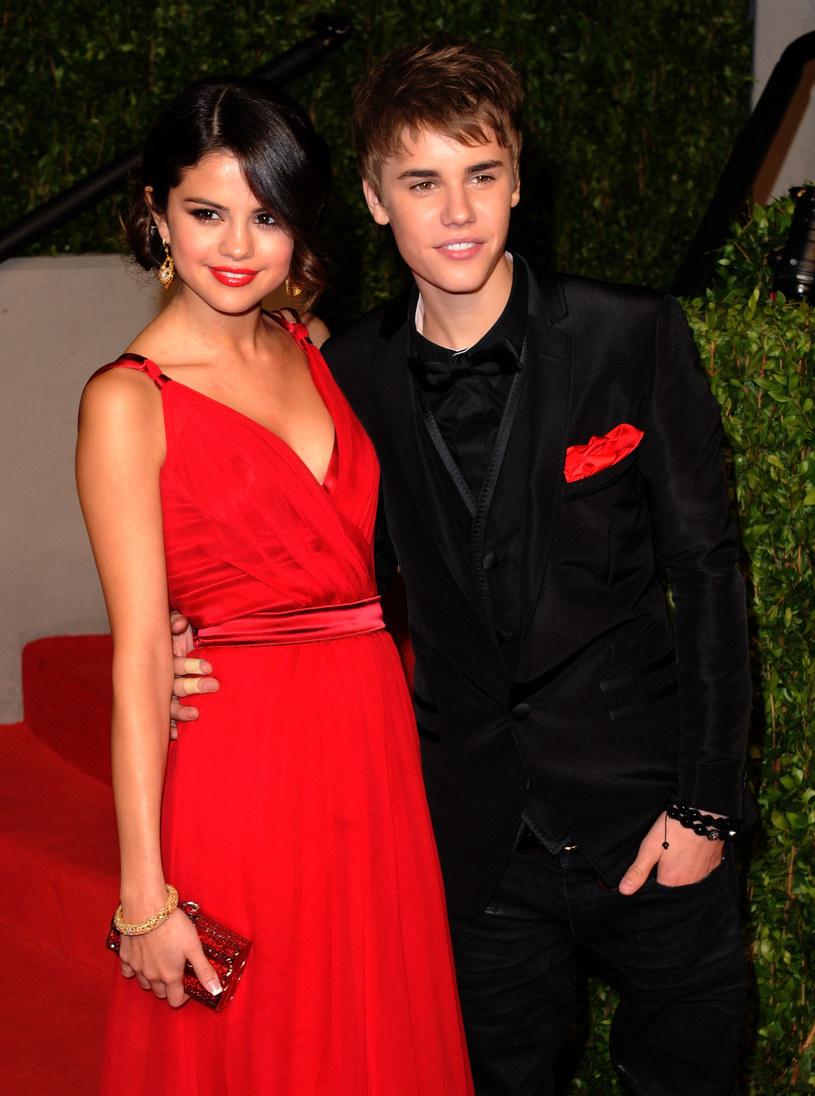 Selena Gomez i Justin Bieber /Craig Barritt /Getty Images