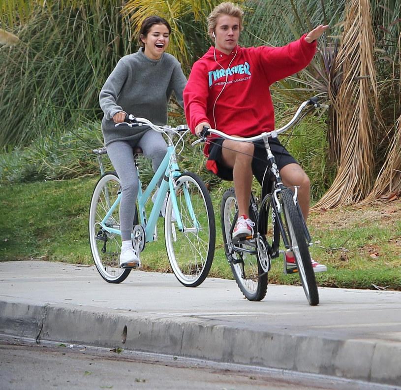Selena Gomez i Justin Bieber /Miguel Aguilar, PacificCoastNews /East News