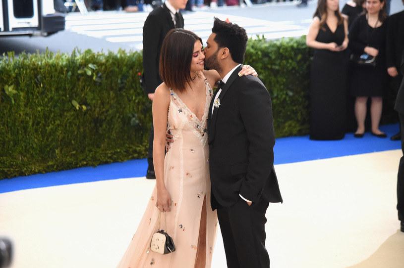 Selena Gomez i The Weeknd /Nicholas Hunt /Getty Images