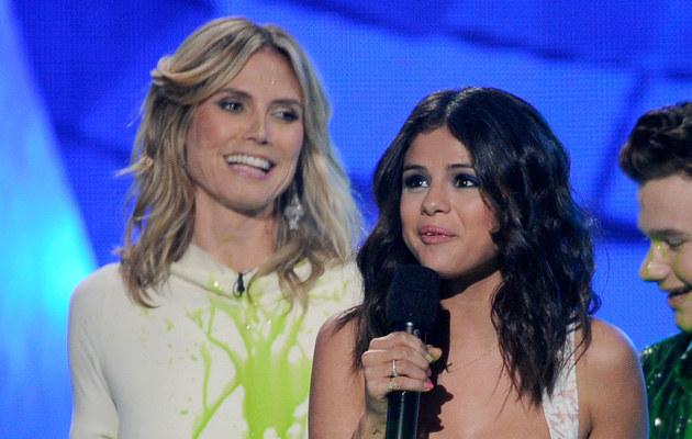 Selena Gomez zatrudniła byłego chłopaka Heidi Klum! /Kevork Djansezian /Getty Images