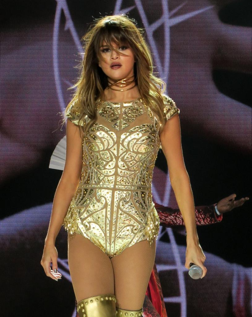 Selena Gomez /Ronin 47/London Entertainment /East News
