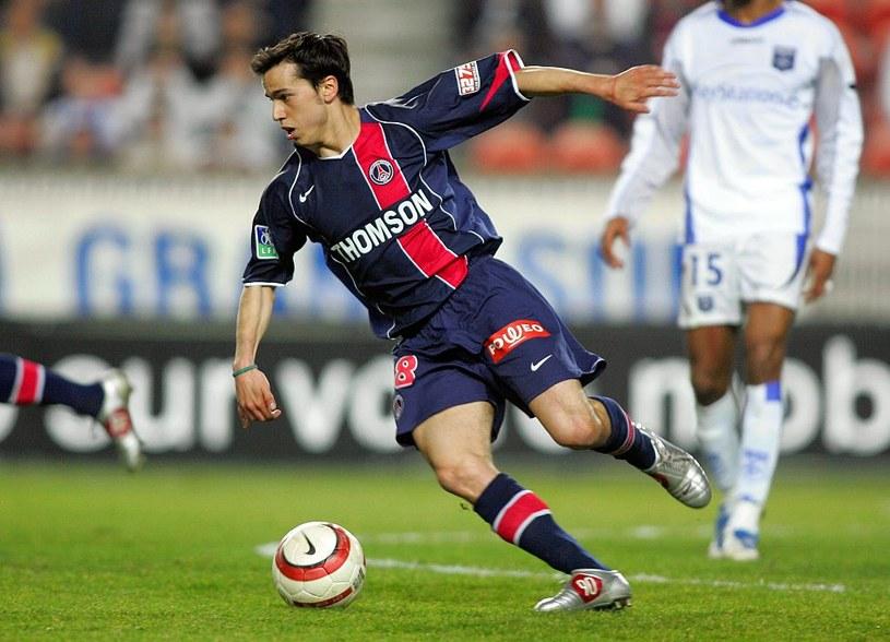 Selim Benachour jeszcze z okresu gry w barwach PSG /Getty Images