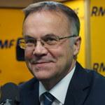 Sellin o proteście w Sejmie: Skupiamy się na rozwiązywaniu problemów czy analizowaniu wyścigów?