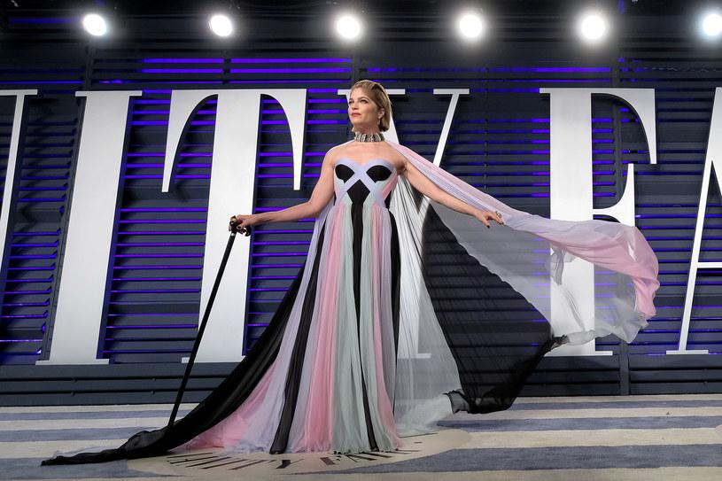 Selma Blair podczas przyjęcia Vanity Fair /Dia Dipasupil /Getty Images