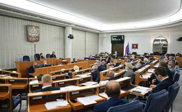 Senat nie przyspieszy posiedzenia ws. najnowszej ustawy covidowej