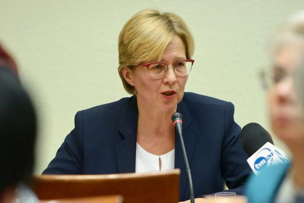 Senat nie zgodził się na powołanie Dudzińskiej na Rzecznika Praw Dziecka