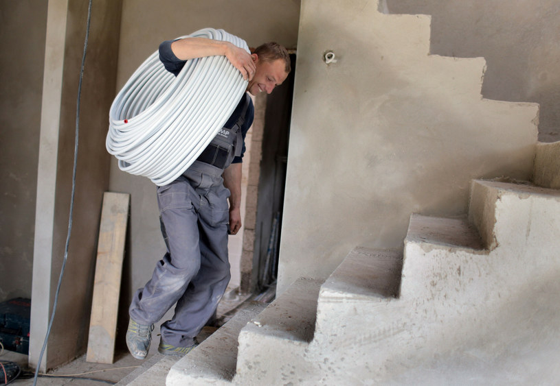 Senat odrzucił ustawę o budowie domów do 70 m.kw bez formalności /Piotr Mecik /East News