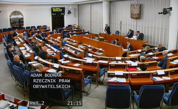 Senat przyjął z poprawkami ustawę dot. wyborów prezydenckich
