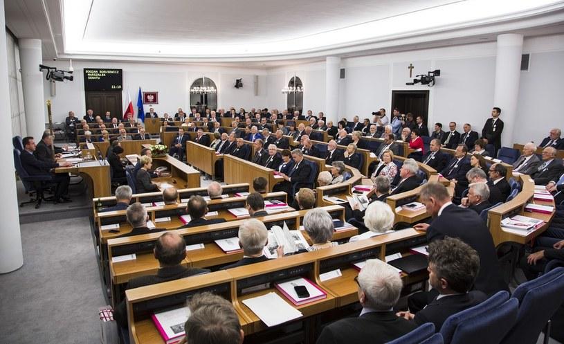 Senat RP /Andrzej Hulimka  /Reporter