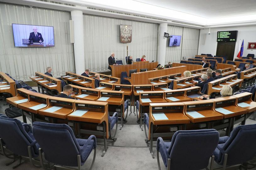 Senat RP /Piotr Molecki/East News /East News
