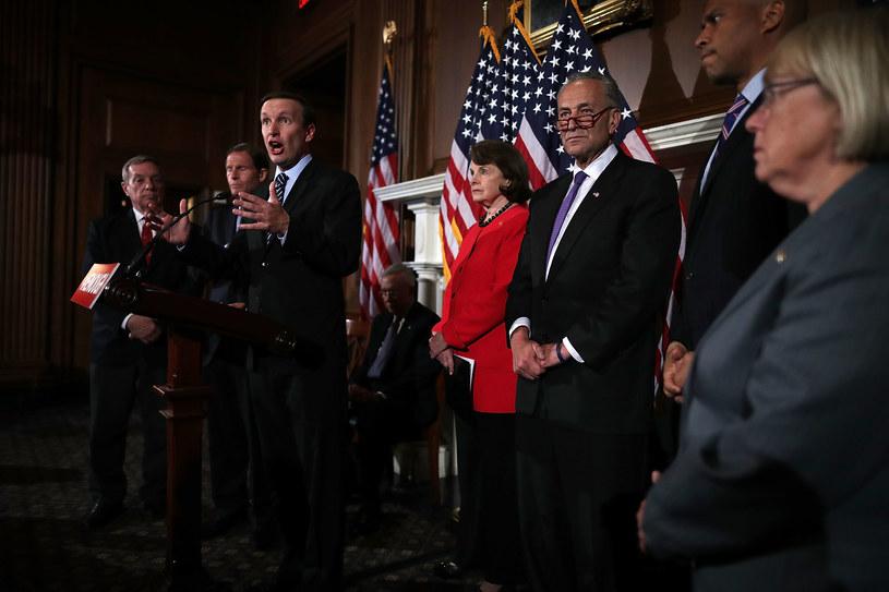 Senat USA nie zgodził się na ograniczenie dostępu do broni /ALEX WONG / GETTY IMAGES NORTH AMERICA / AFP /AFP