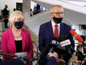 Senat wybierze Lidię Staroń na RPO? Krzysztof Kwiatkowski: Nie jesteśmy objęci paktem senackim