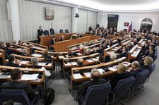 Senat wybrał przewodniczącego i skład komisji regulaminowej