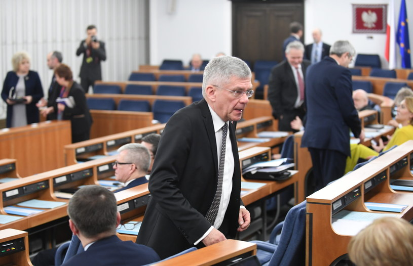Senat /Bartłomiej Zborowski /PAP