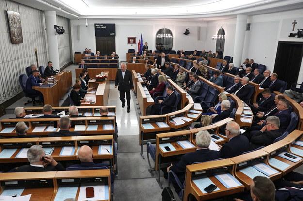 Senat /Tomasz Gzell /PAP